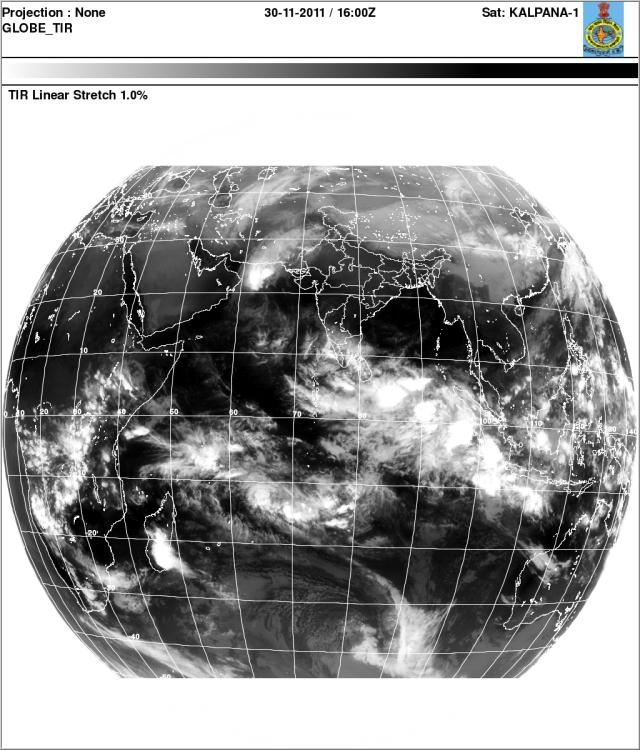 Satellite Picture | buzzonindia